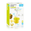 Obierak i nóż do ananasa 3 rozmiary TOMORROW'S KITCHEN Pineapple Slicer & Wedger Set