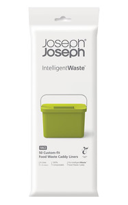 Worki do kompostownika 50 szt. do kosza Joseph Joseph Intelligent Waste