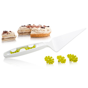 Łopatka do ciasta / tortu z miarką do krojenia na kawałki TOMORROW'S KITCHEN Cake Server+Divider